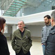 Meeting Alethea in Batumi